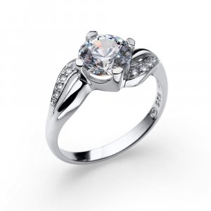 6d994faaa Prsten s krystaly Swarovski Oliver Weber Success crystal